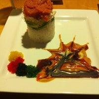 Photo taken at Sushi Cafe by Rodney B. on 5/12/2012