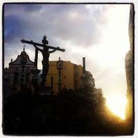 Photo taken at Ermita Zamarrilla by Marivi R. on 4/5/2012