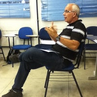 Photo taken at UFF - Instituto de Educação Física by Rafael C. on 3/29/2012