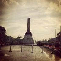 Foto tomada en Rizal Park por 😍Maika❤️ M. el 9/4/2012