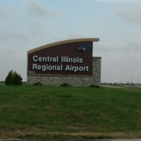 Photo taken at Central Illinois Regional Airport (BMI) by Kara M. on 3/23/2012