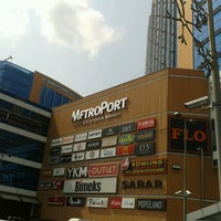 Photo taken at Metroport by Wusty İ. on 8/9/2012