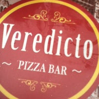 Photo taken at Veredicto Bar by Flavia P. on 3/3/2012