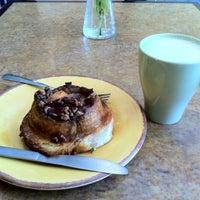 Photo taken at café UB by Mandy on 6/30/2012