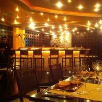 Photo taken at Paphos Amathus Beach Hotel 5star AsiaChi Restourant by Alina on 6/17/2012