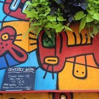 Photo taken at Gostilnica XXl by ziva on 8/13/2012