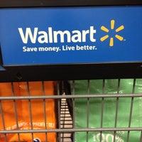 Photo taken at Walmart Supercenter by Twana H. on 8/17/2012