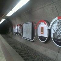 Photo taken at U Schweizer Platz by Trueffelhamster on 5/20/2012