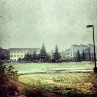 Photo taken at The W. A. Franke College of Business by Nate D. on 4/26/2012