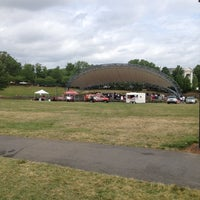 Photo taken at Symphony Park by Joni K. on 5/8/2012