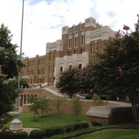 Photo taken at Little Rock Central High School National Historic Site by Lesley C. on 8/1/2012