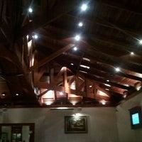 Photo taken at Senzala Restaurante by Cadu A. on 3/29/2012