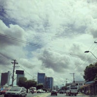 Photo taken at Avenida Djalma Batista by Renato K. on 5/15/2012