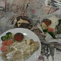 Photo taken at The Manhattan Fish Market by Abdul Razak S. on 2/11/2012