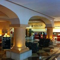 Photo taken at Senator Barcelona Spa Hotel by Ralph R. on 3/16/2012