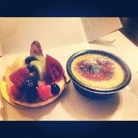 Photo taken at Artopolis Bakery by Momo W. on 4/6/2012