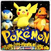 Photo taken at Pokémon Center TOKYO by tksign on 5/13/2012