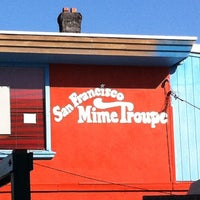 Photo taken at San Francisco Mime Troupe by Jason W. on 3/5/2012