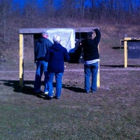 Photo taken at Elizabeth Township Sportsman's Club by Holly E. on 3/11/2012