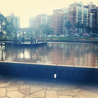 Photo taken at Parque Germânia by Patrick R. on 3/31/2012
