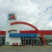 Photo taken at TravelCenters of America by Douglas L. on 8/27/2012