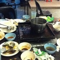 Photo taken at Sanga Steamboat by 洛 宇. on 3/19/2012