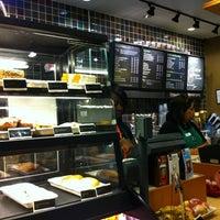 Photo taken at Starbucks by Lindsay W. on 5/30/2012