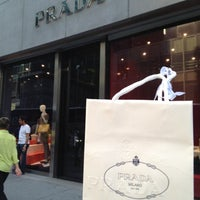 Photo taken at Prada by Navanid T. on 7/23/2012