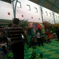 Photo taken at Jurassic island - cinere mall by Amiee K. on 4/14/2012