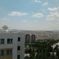 Photo taken at Başkent Üniversitesi by Ö. Ezgi A. on 8/2/2012