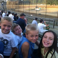 Photo taken at Moler Raceway Park by Beth B. on 8/4/2012