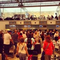 Photo taken at Gothenburg Landvetter Airport (GOT) by Jonas A. on 8/9/2012