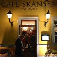 Photo taken at Café Skansen by Paul T. on 8/26/2012