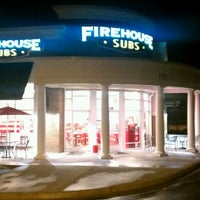 Photo taken at Firehouse Subs by Lee P. on 3/9/2012