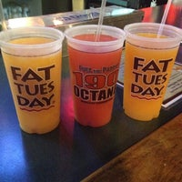 Photo taken at Fat Tuesday by Susan on 8/24/2012
