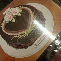 Photo taken at Holland Bakery by Dina U. on 5/30/2012