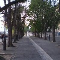 Foto diambil di Promenade de la Treille oleh Guidone pada 4/2/2012