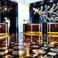 Photo taken at Trump International Hotel & Tower Toronto by Robert O. on 4/25/2012