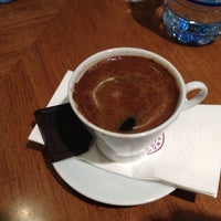 5/9/2012 tarihinde Viktorya S.ziyaretçi tarafından Kahve Dünyası'de çekilen fotoğraf