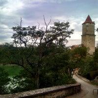 Photo taken at Zvíkov Castle by Mirek P. on 8/30/2012