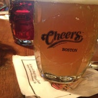 Photo taken at Bull and Finch Pub (Cheers Beacon Hill) by Kristina K. on 8/4/2012