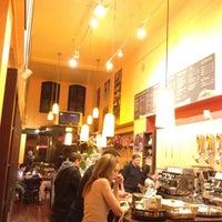 Photo taken at Café Venetia by Allen C. on 5/25/2012