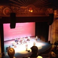 Photo taken at Alex Theatre by Danielle M. on 4/15/2012