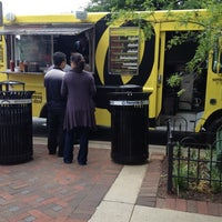 Photo taken at Curley's Q BBQ Food Truck & Catering by Dion H. on 6/1/2012