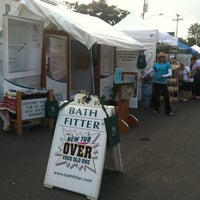 Photo taken at Brockport Arts And Crafts Festival by KellyAnn P. on 8/11/2012