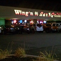 Photo taken at Wing N It Bar And Grill by Chris O. on 7/1/2012
