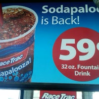 Photo taken at RaceTrac by David F. on 7/21/2012
