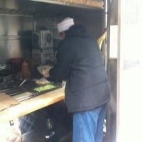 Photo taken at Sam's Falafel by John M. on 2/24/2012