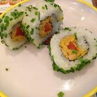 Photo taken at Sushi Circle by wiegolf on 4/14/2012