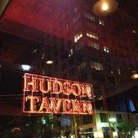 Photo taken at Hudson Tavern by Chad W. on 5/26/2012